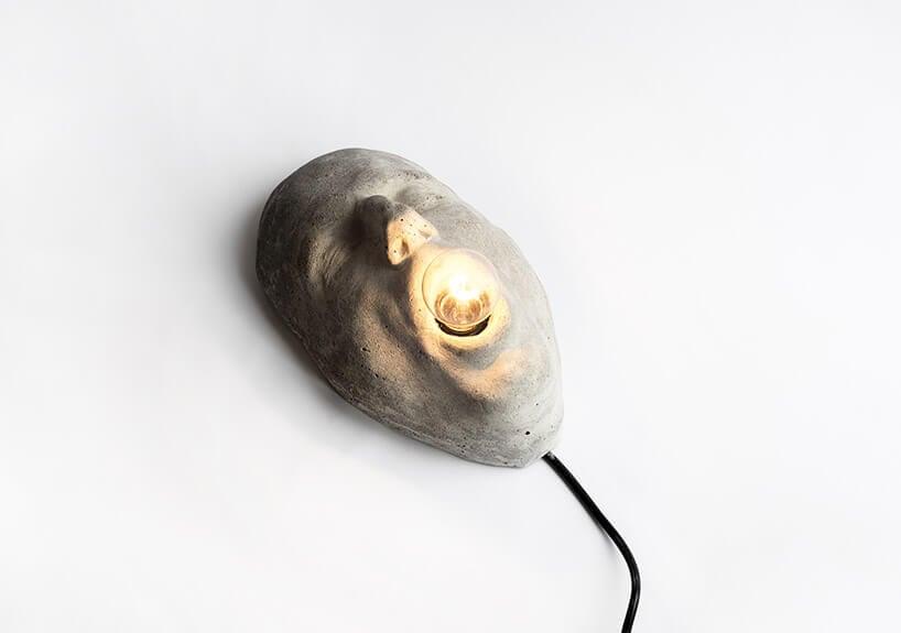 CEK concrete lamp 1