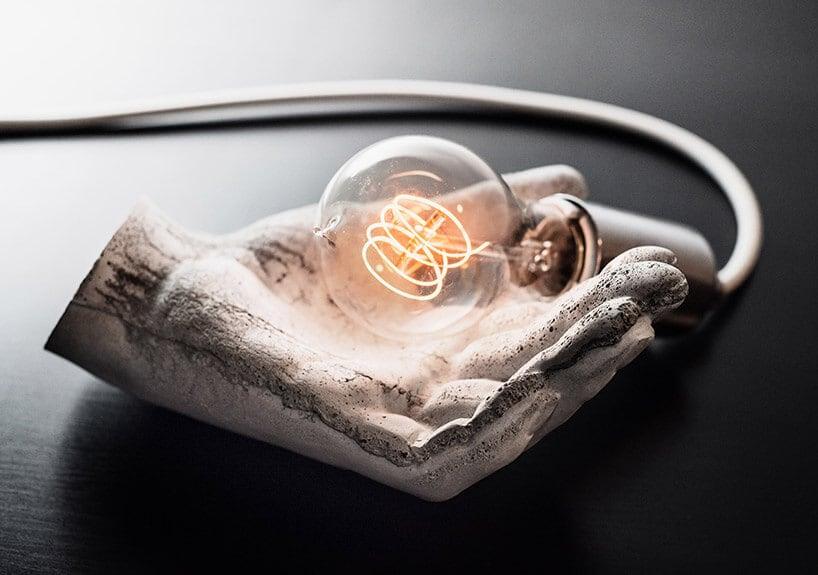 CEK concrete lamp 10