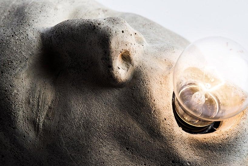 CEK concrete lamp 2