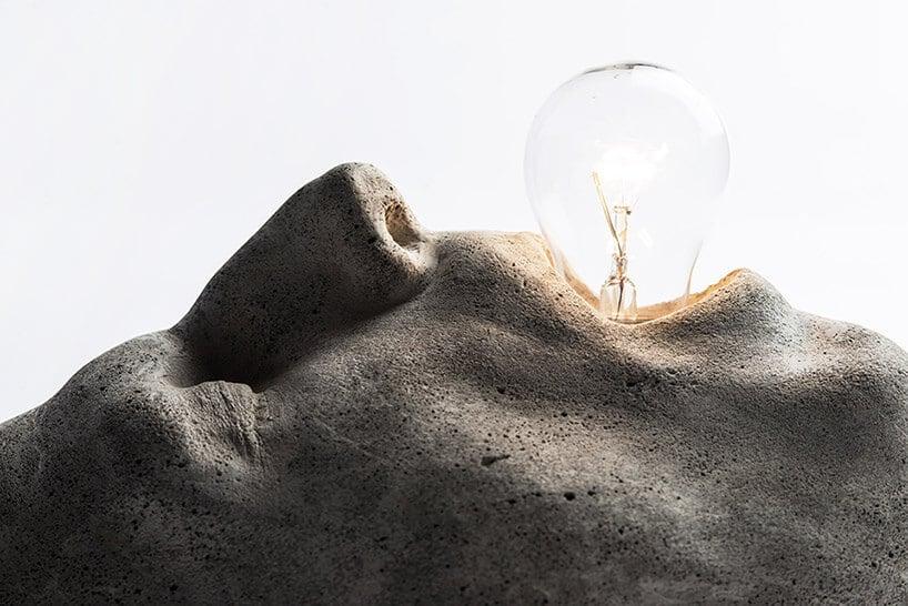 CEK concrete lamp 3