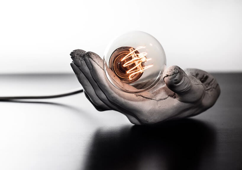 CEK concrete lamp 9