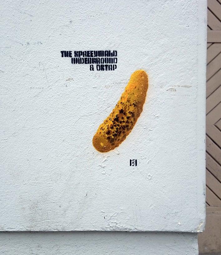 Spreeywald untergrund graffiti streetart ostap Berlin 2015