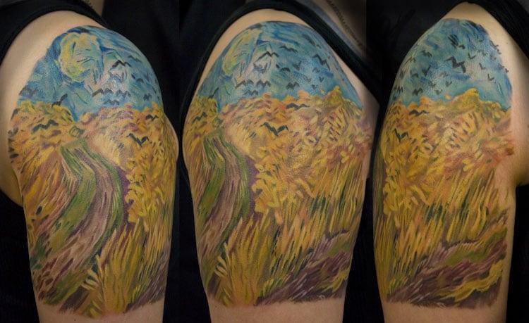 art history tattoo chris walkin 18