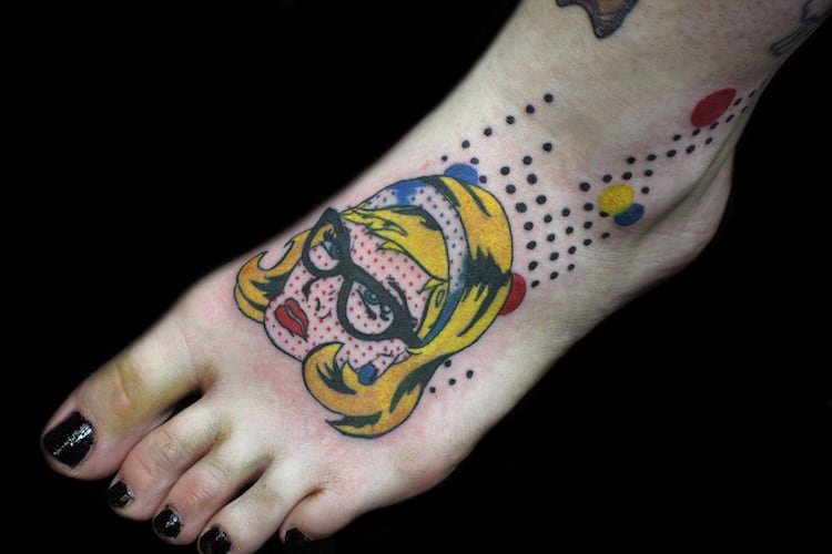 art history tattoo deanna wardin 22