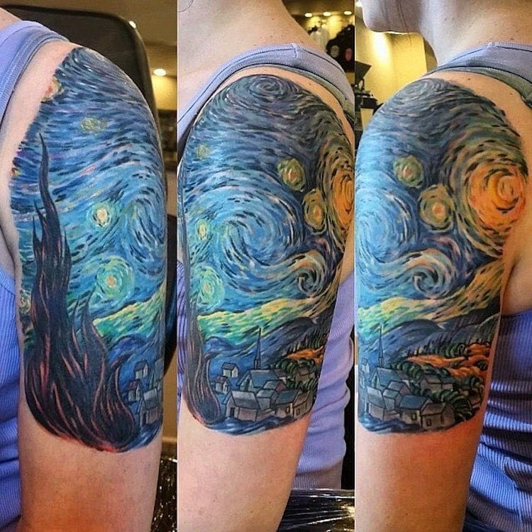 art history tattoos bob price 23