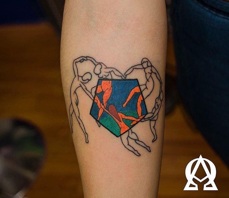 art history tattoos omegalfa 28