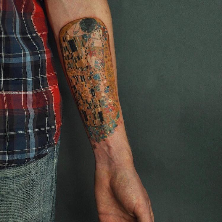 art history tattoos rit.kit .tattoo 7