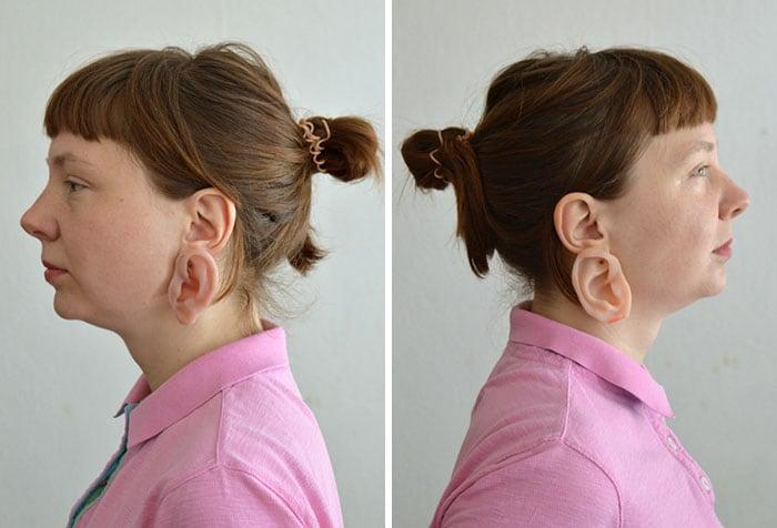creepy ear earrings finger rings nadja buttendorf 2