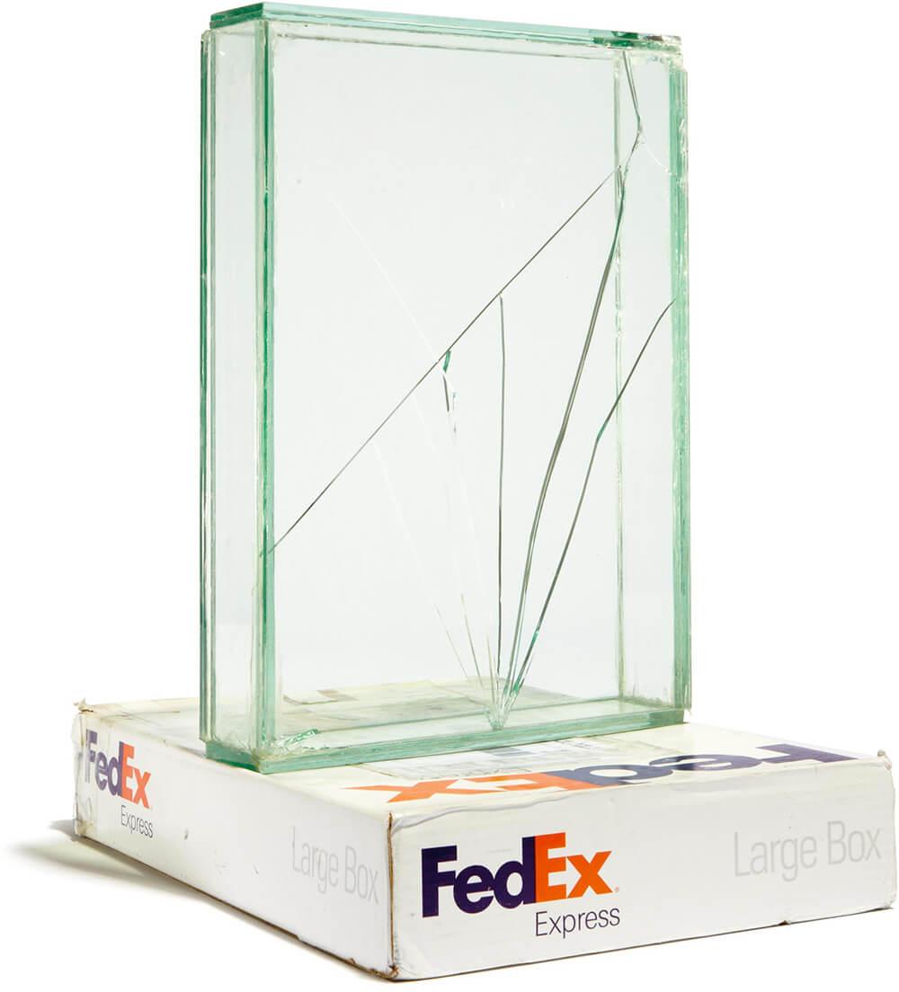 fedex works walead beshty 1