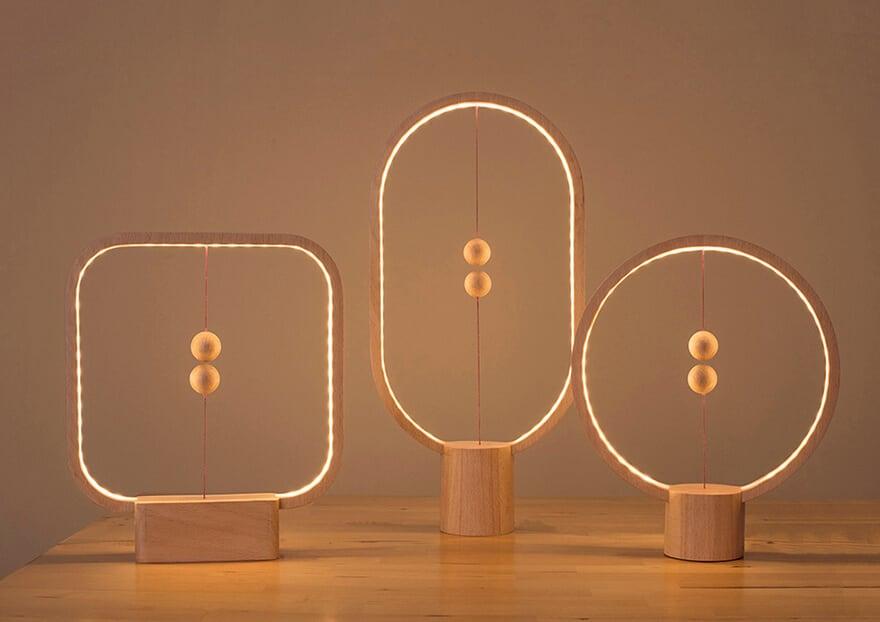 wooden lamp levitating switch 10