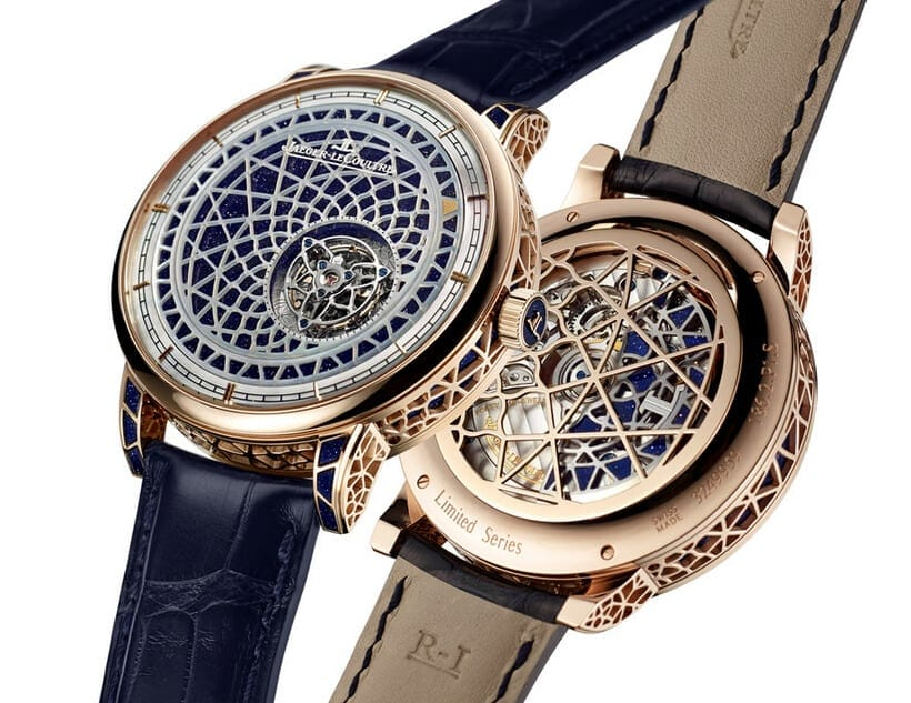 limited edition jaeger lecoultre hybris artistica mysterieuse 1