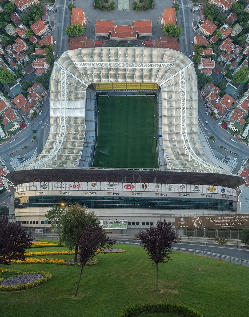 aydin buyuktas stadium