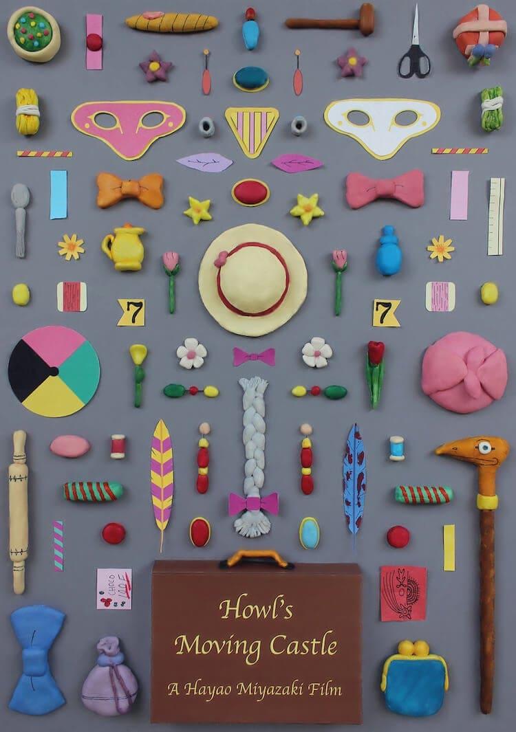 hayao miyazaki movie posters 1