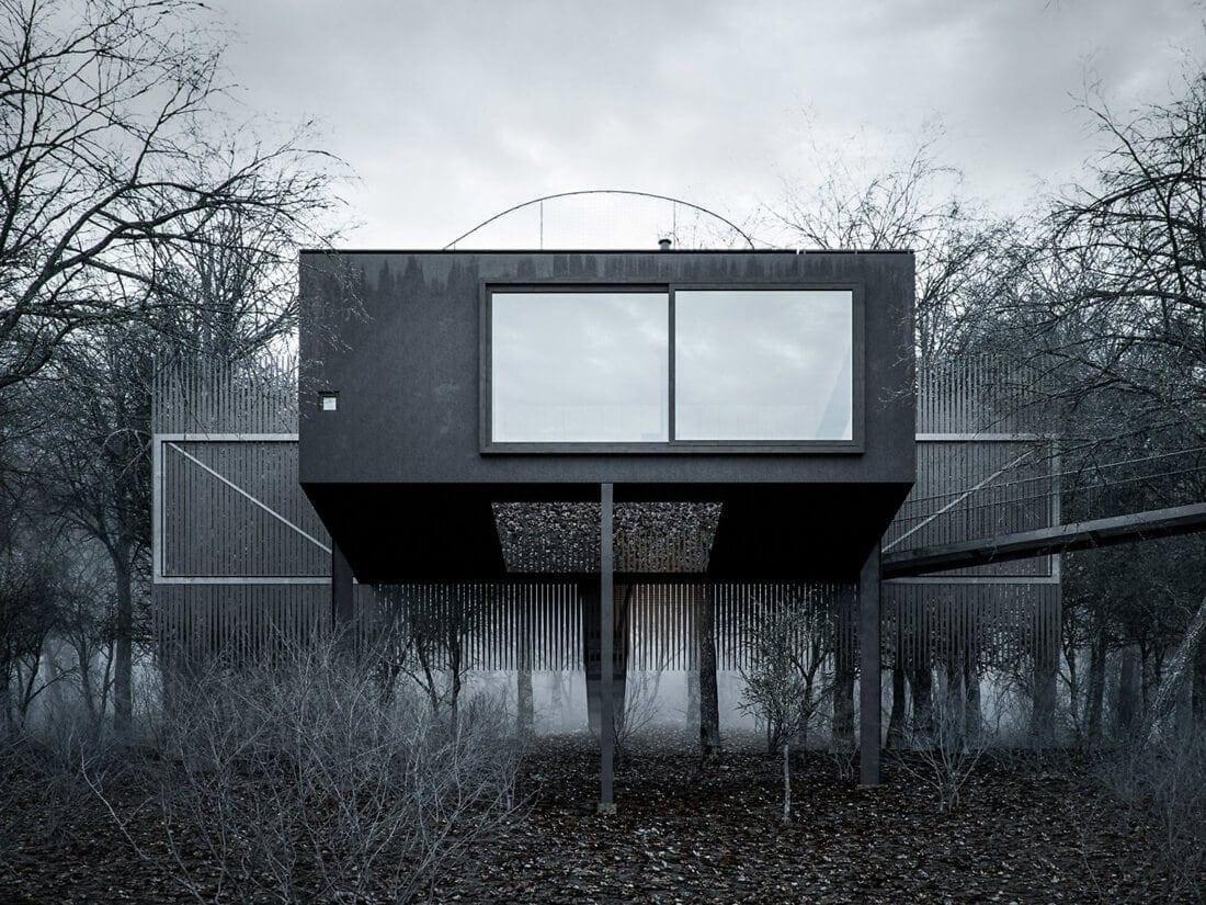 mask house space myriad sanctuaries 2