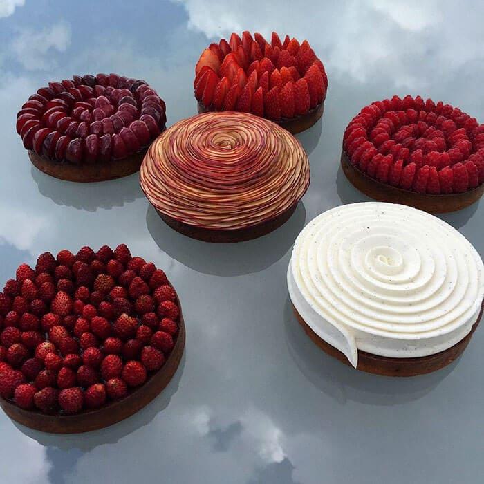 rubiks cube cake pastry cedric grolet 10