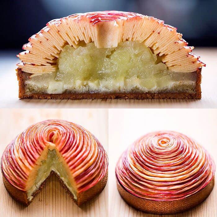 rubiks cube cake pastry cedric grolet 19