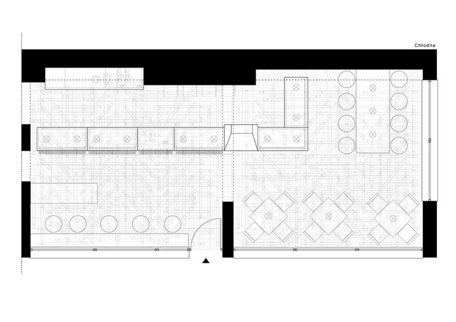 1 Chlodna Floorplan