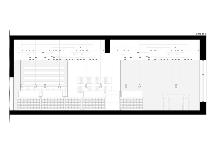 1 Chlodna Section