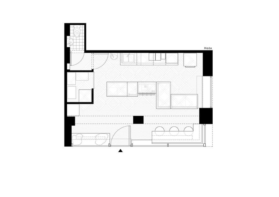 3 Hoza Floorplan