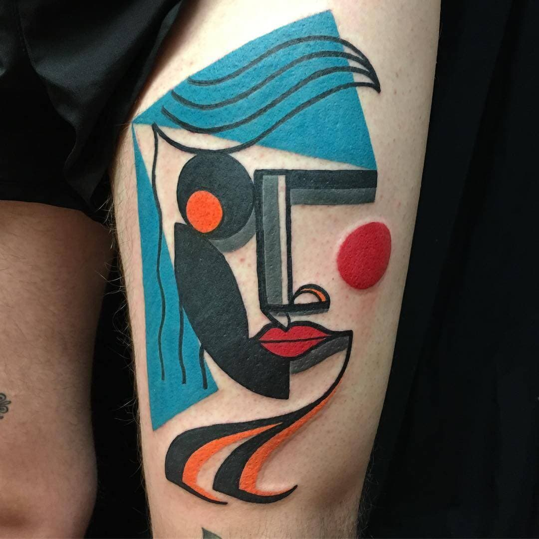 cubist tattoos inked by mike boyd 10