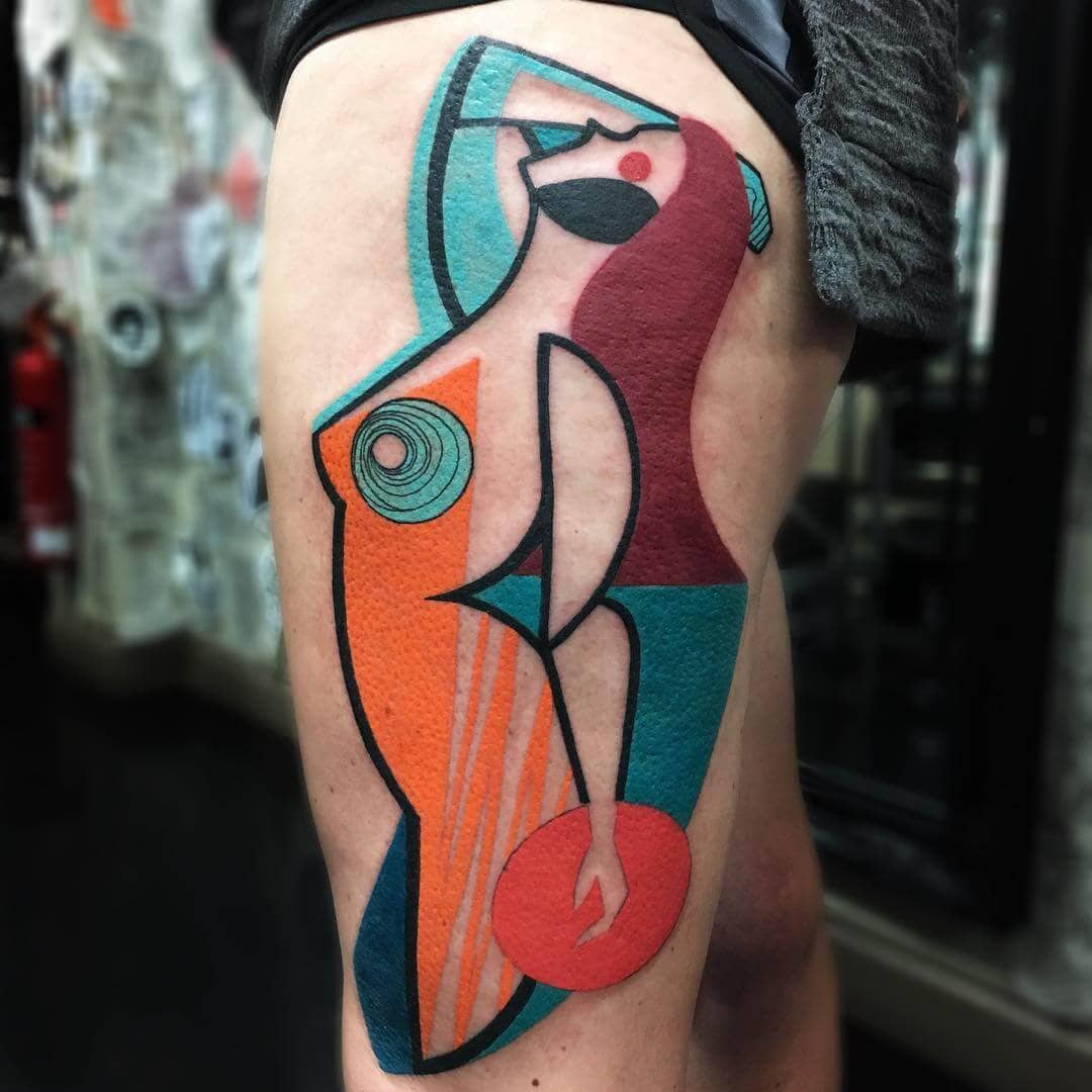 cubist tattoos inked by mike boyd 2