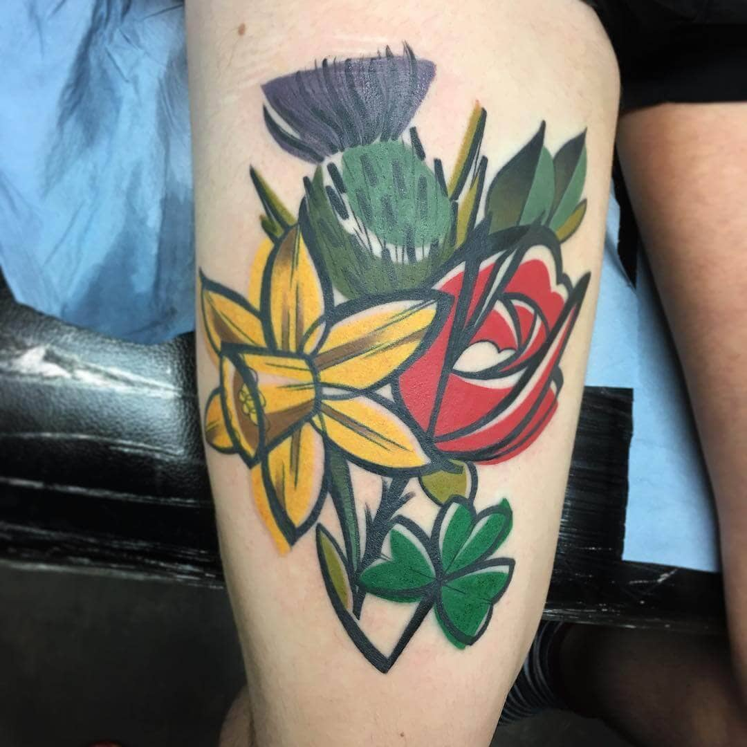 cubist tattoos inked by mike boyd 7