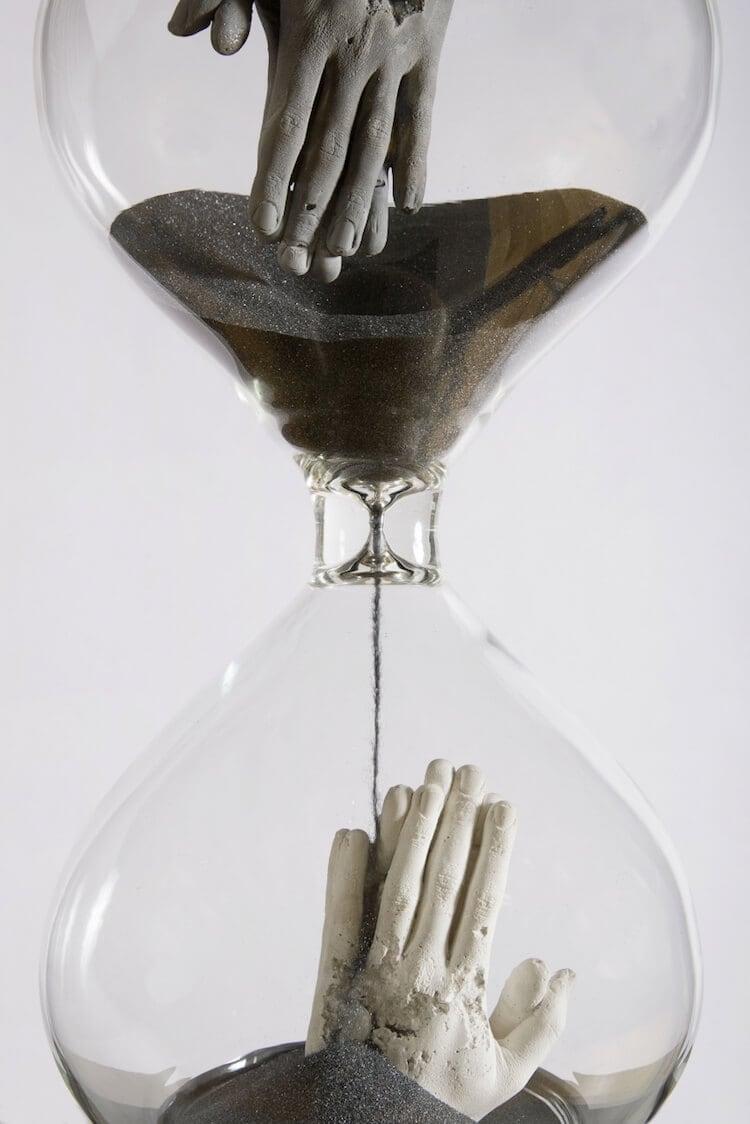 daniel arsham hourglass 19