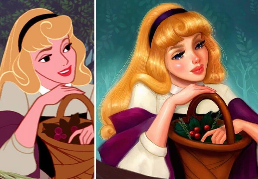 disney princesses isabelle staub 7
