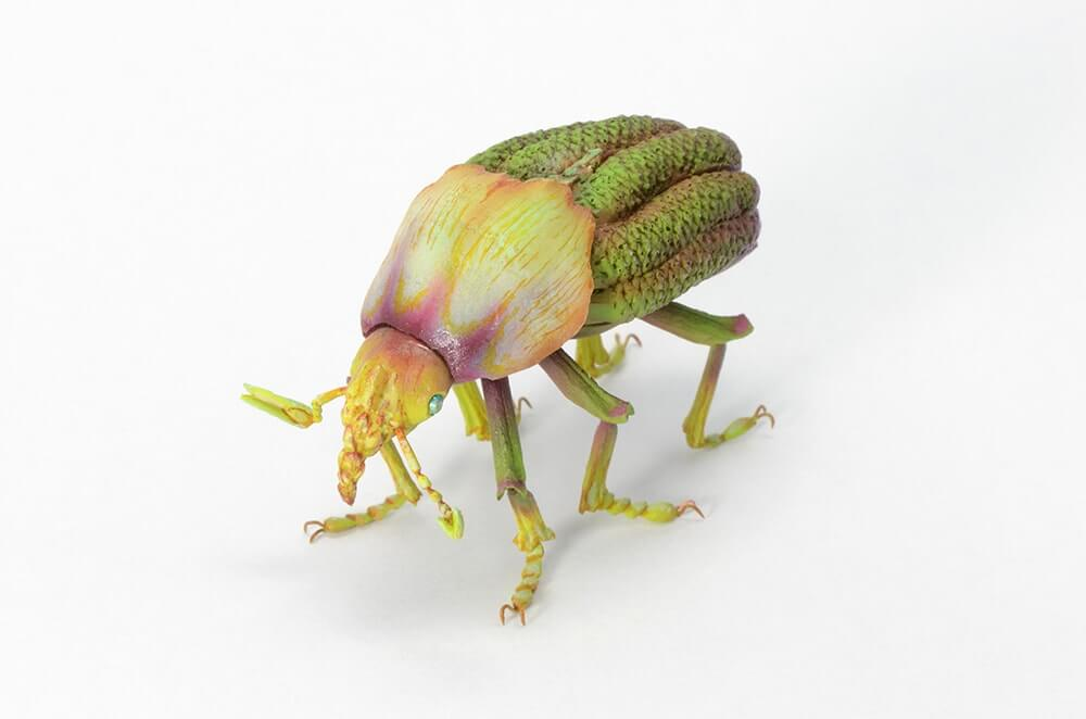 insects by hiroshi shinno 1