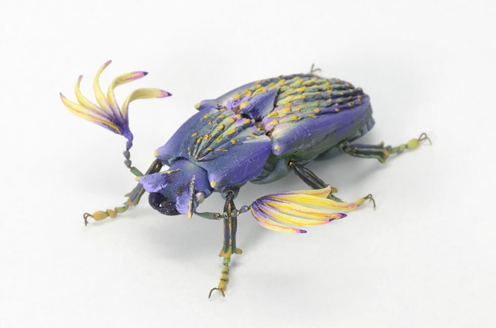 insects by hiroshi shinno 2