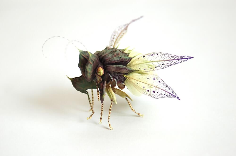 insects by hiroshi shinno 3