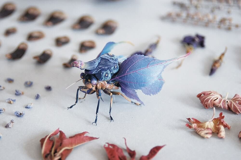 insects by hiroshi shinno 7