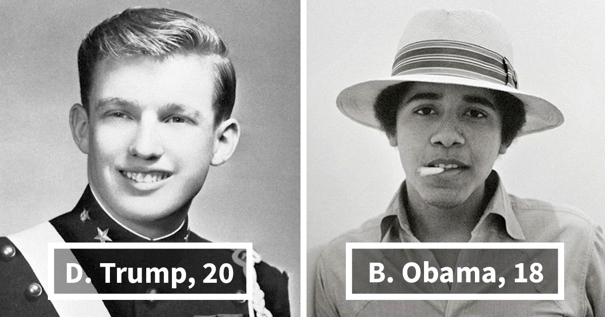 young us presidents fb