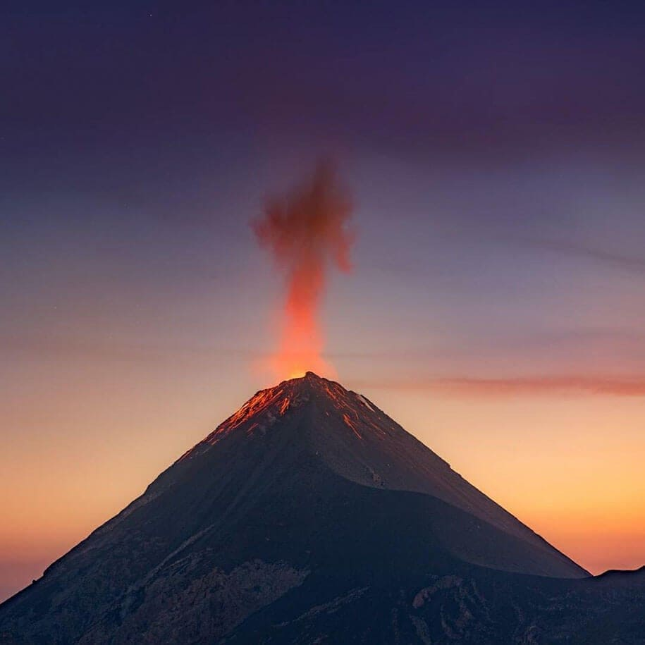 fuego volcano eruption albert dross 5