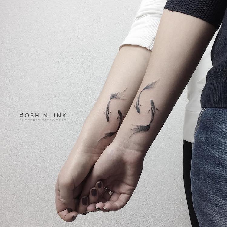 oshin timoshin nature tattoos 1