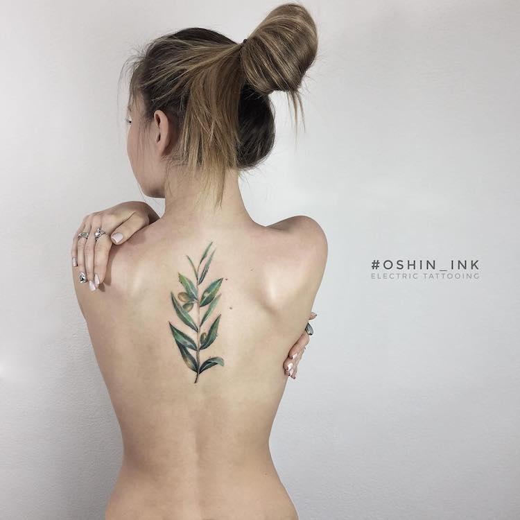 oshin timoshin nature tattoos 3