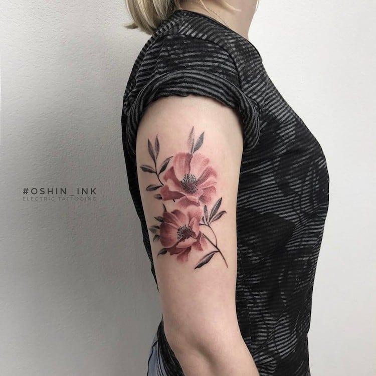 oshin timoshin nature tattoos 8