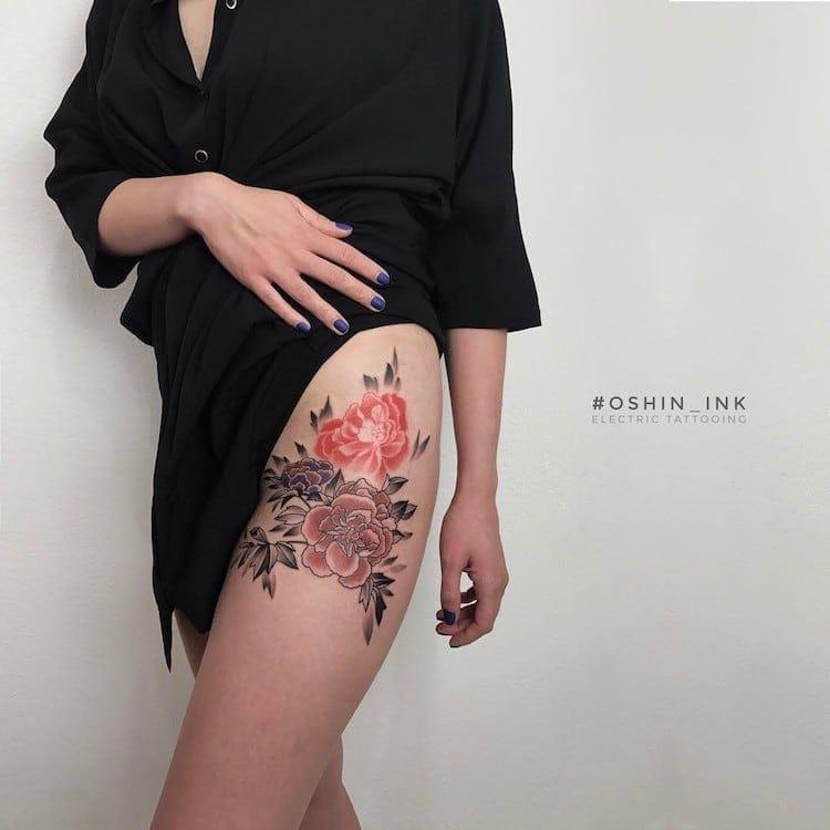 oshin timoshin nature tattoos 9
