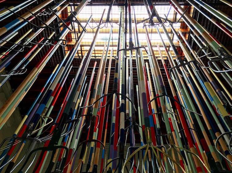 pitchfork installation simon birch 6