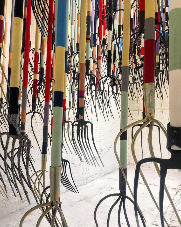 pitchfork installation simon birch 7