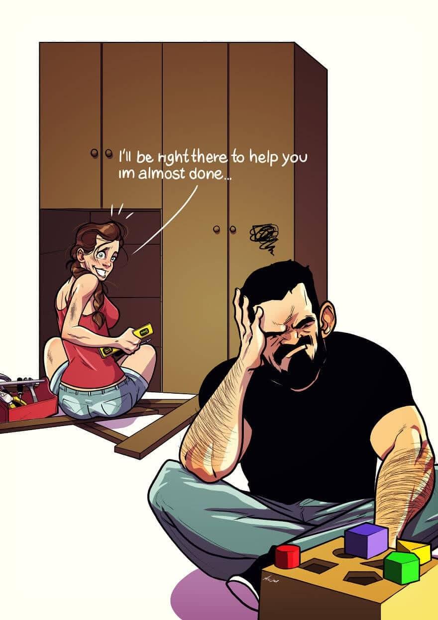 relationship illustrations marriage yehuda devir 5