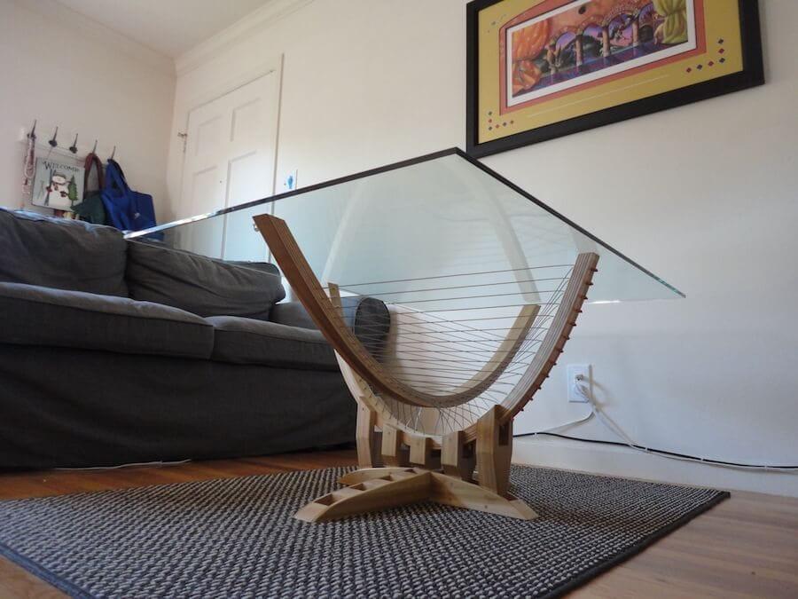 robby cuthbert tensegrity furniture 13