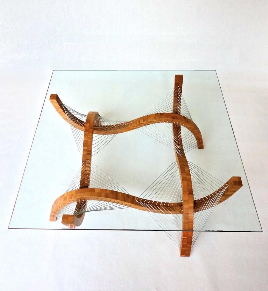 robby cuthbert tensegrity furniture 15