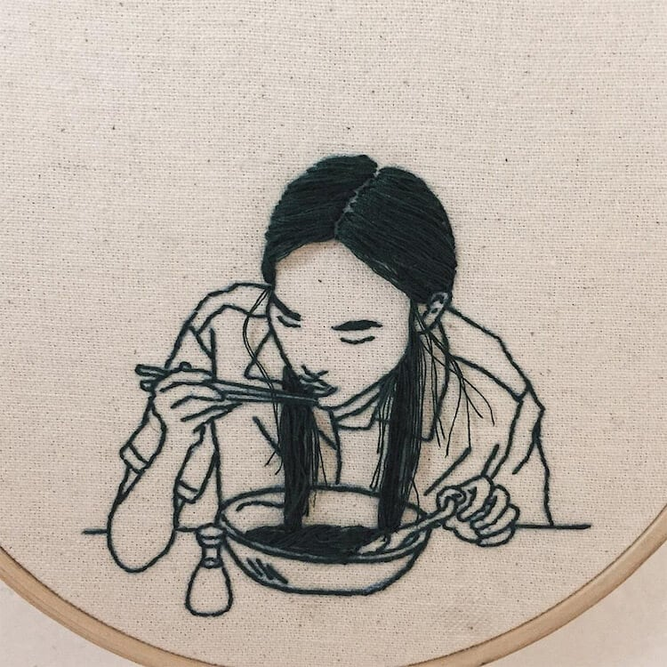 sheena liam hair embroidery 2