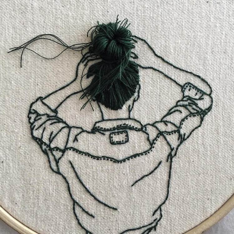 sheena liam hair embroidery 5