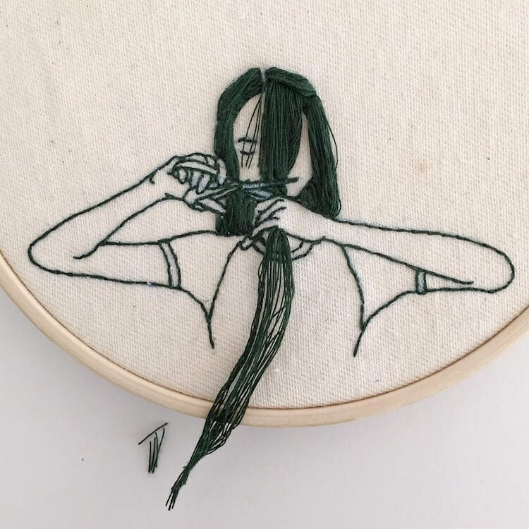 sheena liam hair embroidery 6