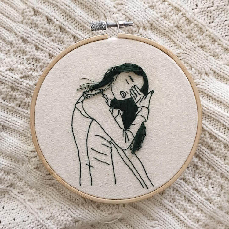 sheena liam hair embroidery 8