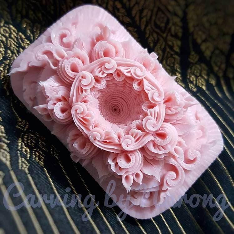 soap carving narong thai 13