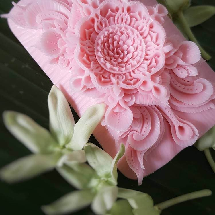 soap carving narong thai 14