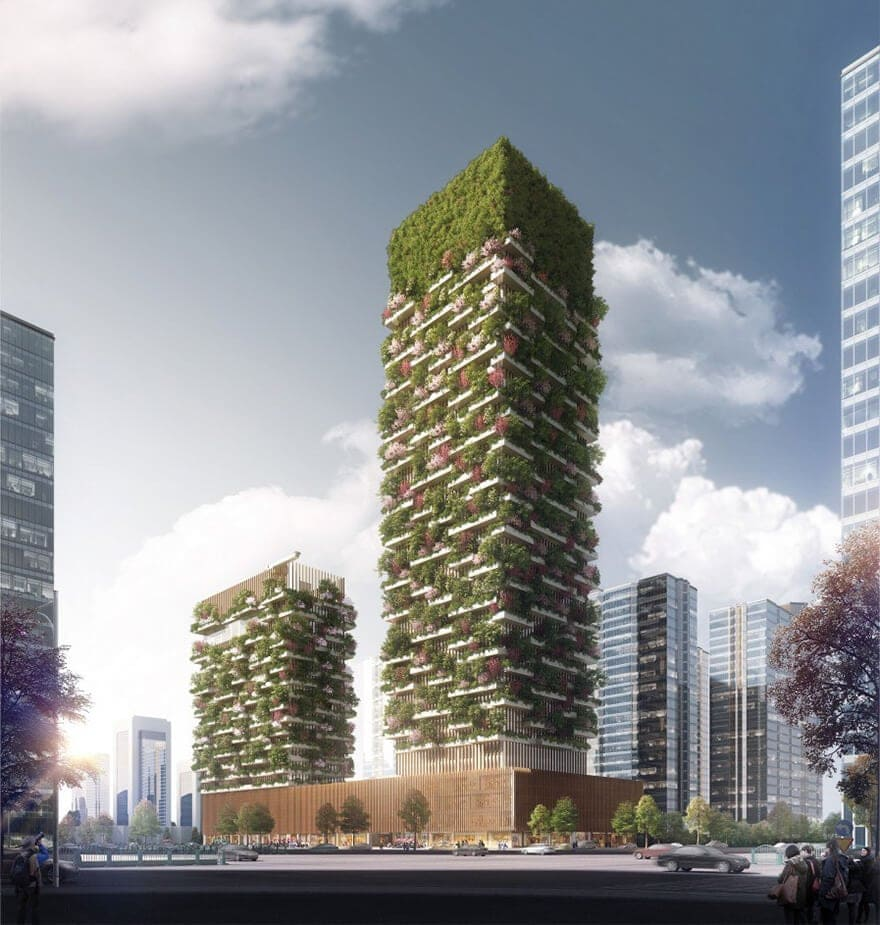 vertical forest stefano boeri china architecture 1